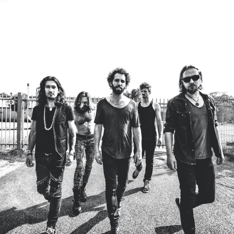 foto band Navarone