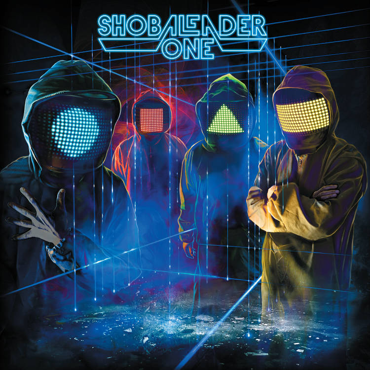 promotiefoto band Shobaleader One
