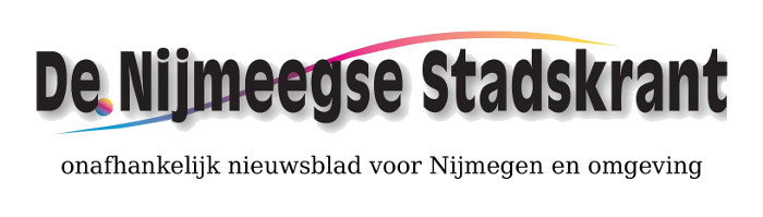 Logo van De Nijmeegse Stadskrant